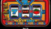 Herní online automat Bar 7's