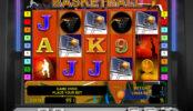 Obrázek ze hry Basketball online
