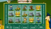 Automat Battleground online zdarma