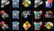 Herní automat Bikers Gang zdarma online