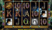 Herní casino automat Book of Stars