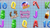 Herní casino automat Candy Swap online