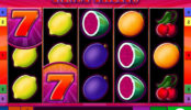 Casino automat Fancy Fruits online pro zábavu