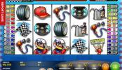 Online hrací automat Formula X zdarma