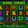 Kasino automat Magic Forest online zdarma