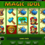 Zdarma kasino automat Magic Idol online