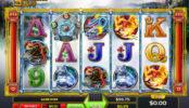 Automatová hra 5 Elements zdarma online