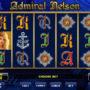 Casino online automat Admiral Nelson