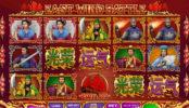 East Wind Battle herní automat online