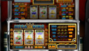Herní online automat Mega King
