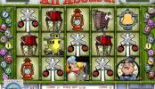 Online herní automat All Aboard!