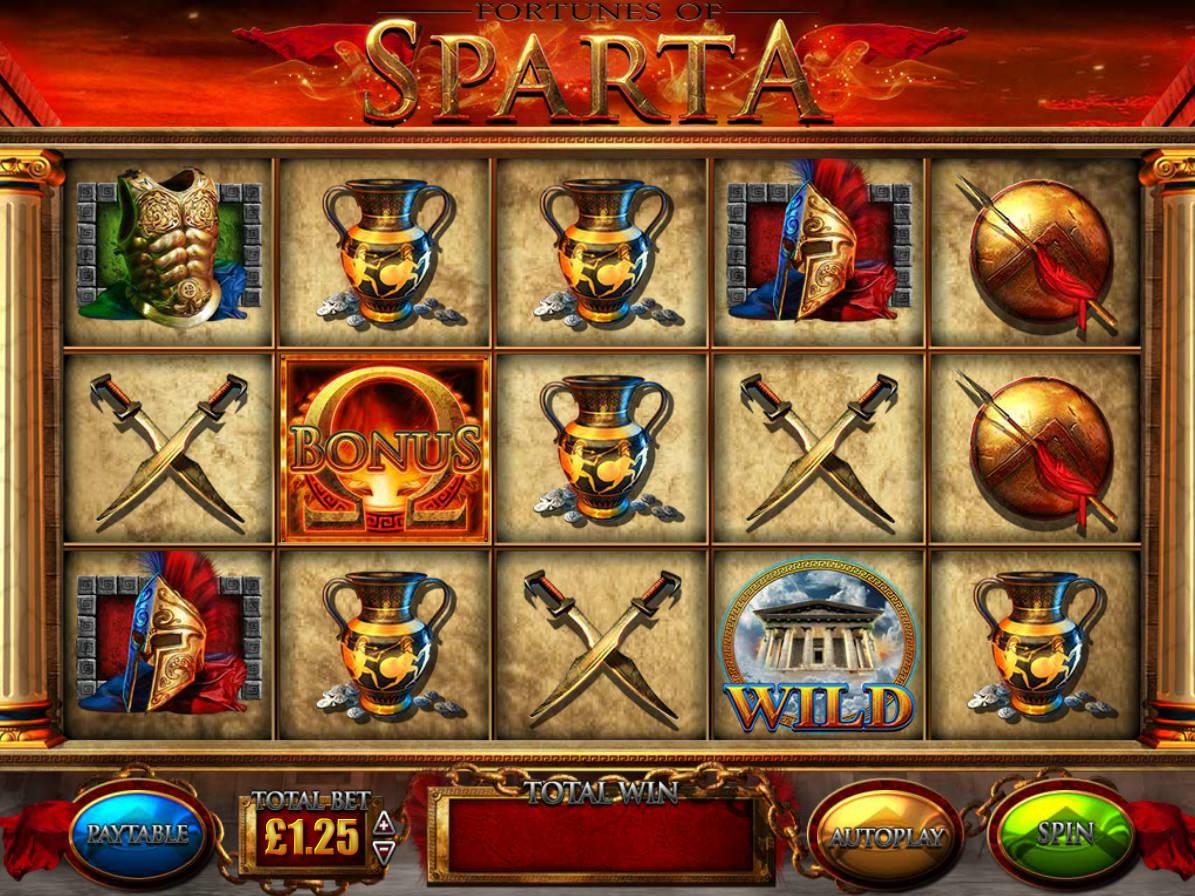 Sparta Online