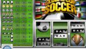 Online hrací automat Global Cup Soccer