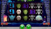 Obrázek ze zábavného casino automatu bez registrace Skull Shock