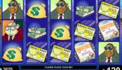 Online automatová casino hra bez stahování Action Money