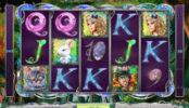 Online automatová casino hra bez stahování Alice in Wonderland