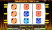 Kasino automatová hra Always Hot Cubes