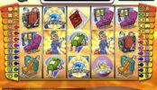 Amber Sky výherní casino automat bez registrace