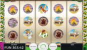 Obrázek ze hry automatu B.C. Bonus