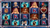 Herní online automat Cabaret Nights zdarma