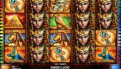 Roztočte herní automat zdarma Cat Queen