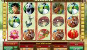 Obrázek ze hry automatu Chine MegaWild! online