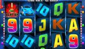 Zábavný herní automat zdarma Crazy Cars