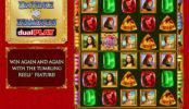Herní online automat Da Vinci Diamonds DualPlay