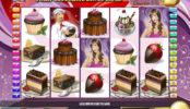 Obrázek ze hry online automat Decadence