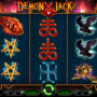 Zábavný herní automat zdarma Demon Jack 27