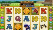 Online automatová casino hra bez stahování Derby Dollars