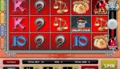 Obrázek ze hry automatu Devil's Advocate