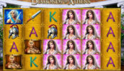 Kasino online automat Diamonds of Athens