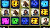 Online automatová casino hra bez stahování Dice of Magic