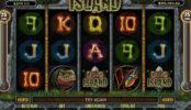 Online automatová casino hra bez stahování Dino Island