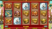 Online automatová casino hra bez stahování Dragon Princess