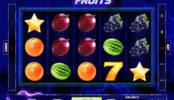 Online automatová casino hra bez stahování Energy Fruits