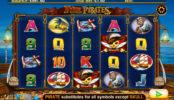 Kasino hrací automat Five Pirates bez registrace