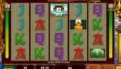 Herní online automat Fortune Jump