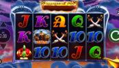 Obrázek ze hry online automatu Genie Jackpots