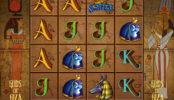 Kasino hrací automat Gods of Giza