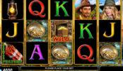 Zábavná online automatová hra Gold Dust