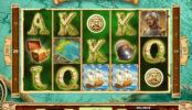 Online automatová casino hra bez stahování Golden New World