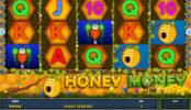 Automat Honey Money zdarma bez vkladu