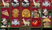 Zábavná automatová casino hra Inca Gold II