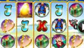 Online automatová casino hra bez stahování Jack´s Beanstalk