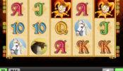Obrázek ze hry online automatu Jolly´s Cap