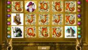 Online automatová casino hra bez stahování Knights and Maidens