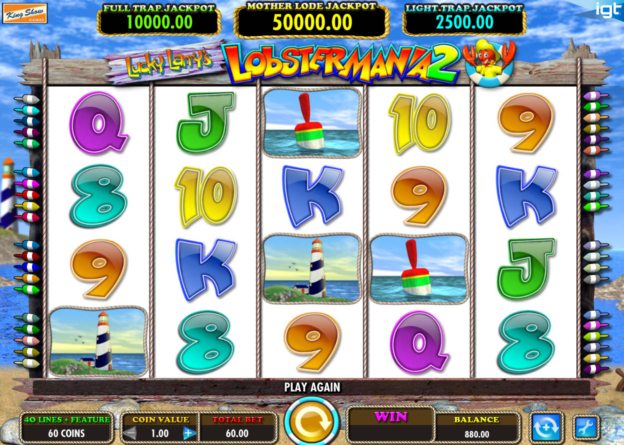 Igt slots lucky larry