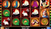 Obrázek z kasino automatu Magician Dreaming